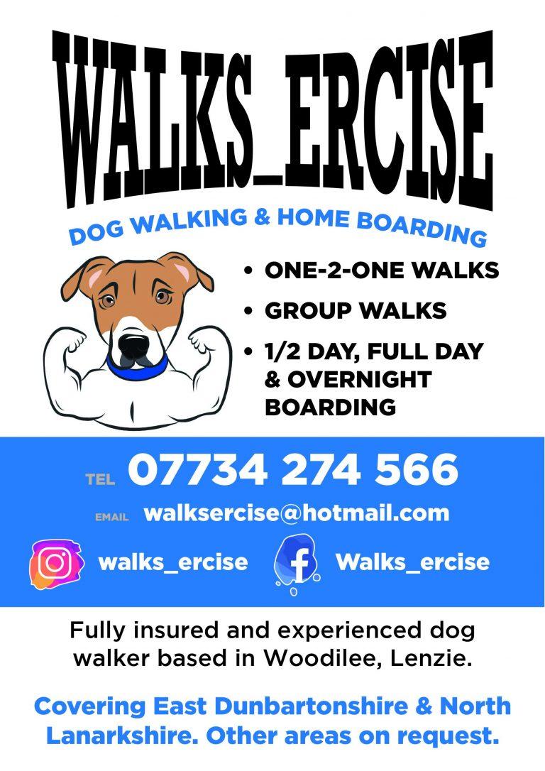 Walks_ercise
