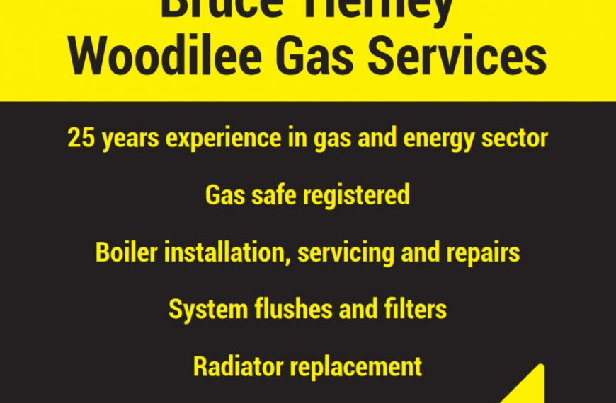 Bruce Tierney Woodilee Gas Services