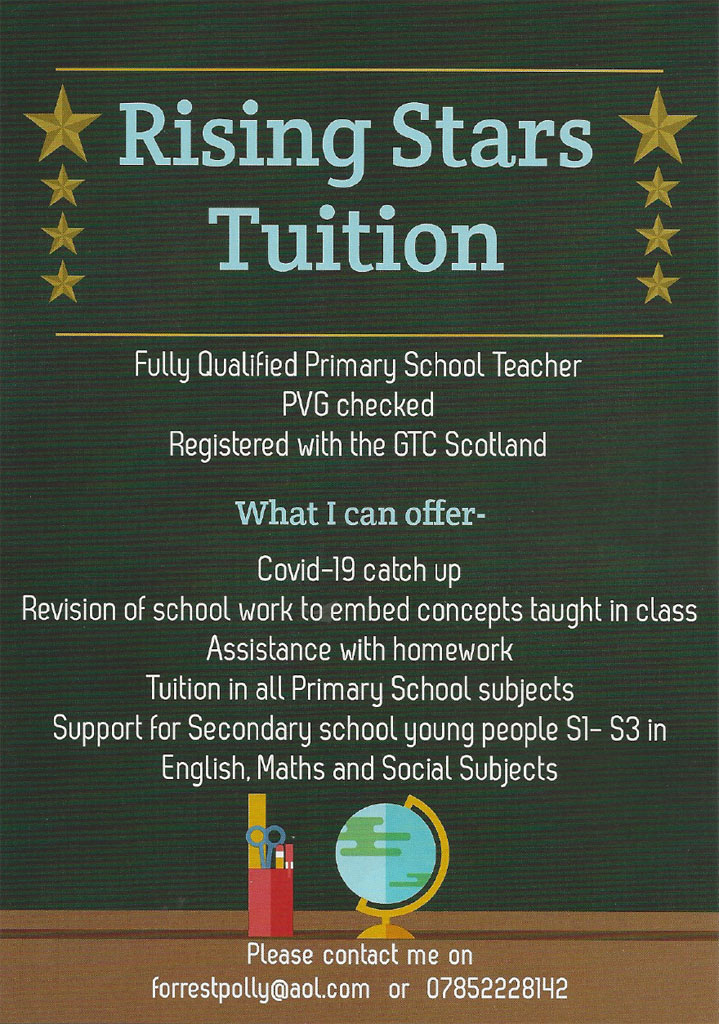Rising Stars Tuition