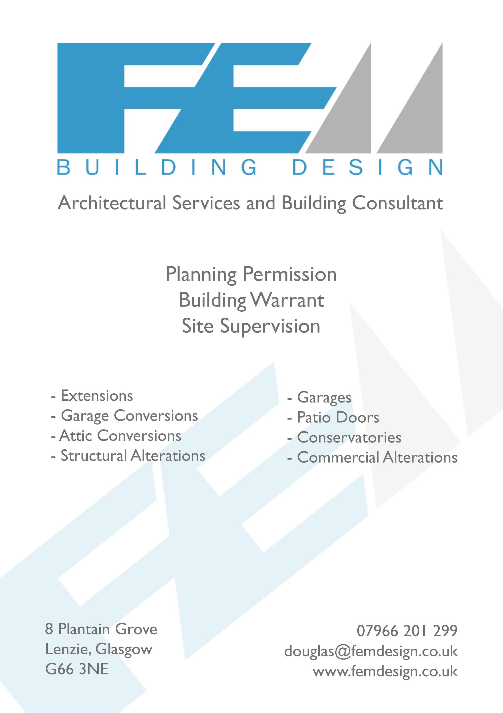 FEM Building Design