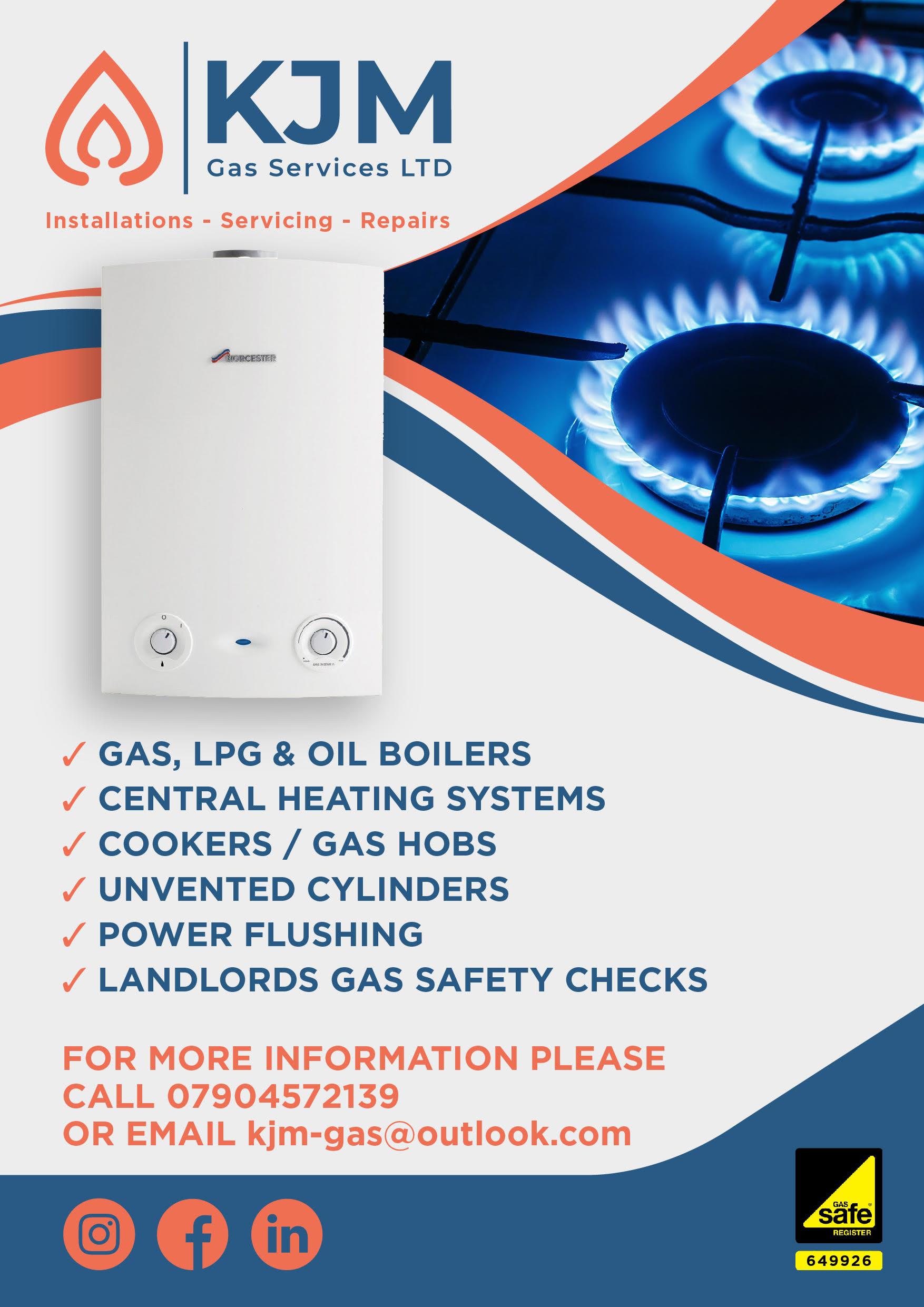 KJM Gas Services Ltd