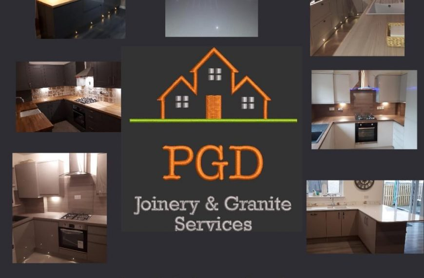 PGD Joinery & Granite Services