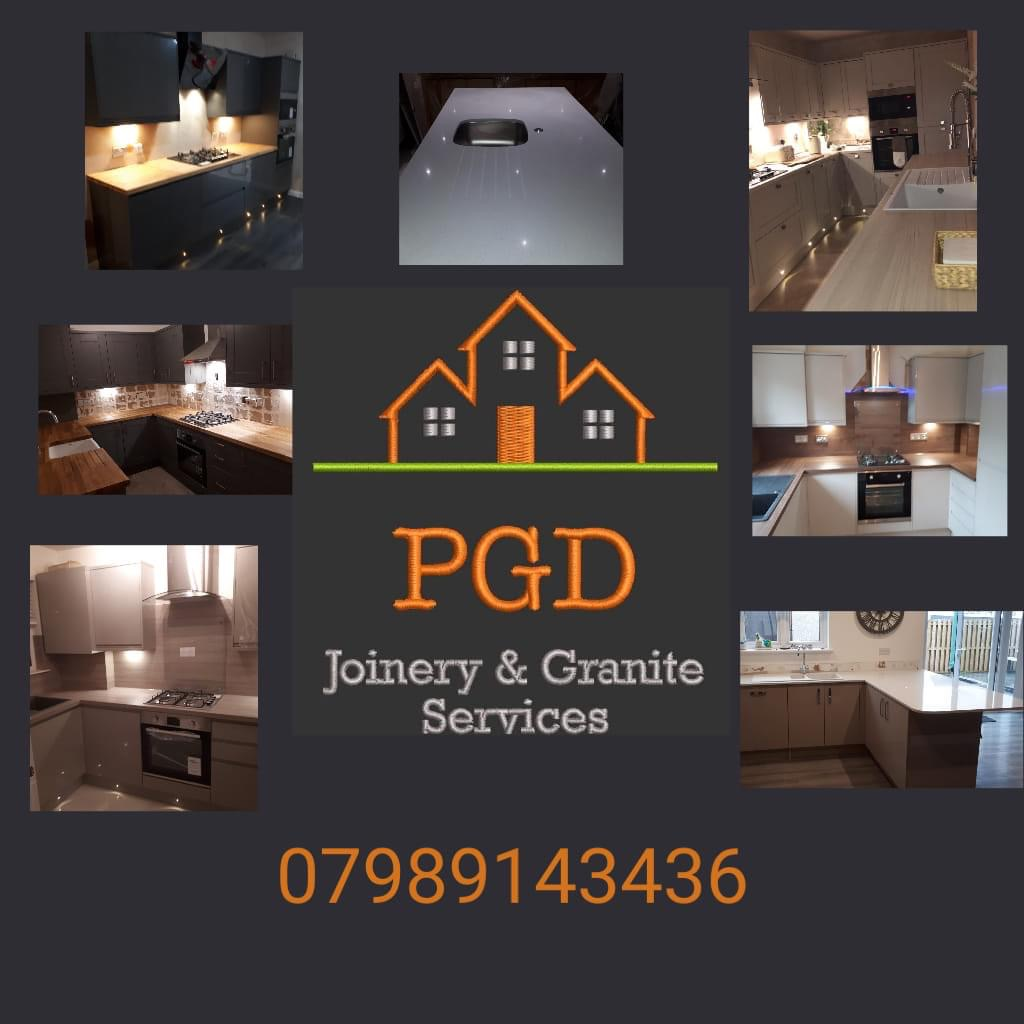 PGD Joinery and Granite Services
